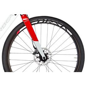 ORBEA Gain D21 - Bicicletas eléctricas de carretera - gris/blanco